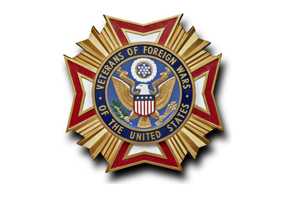 Veterans of Foreign Wars Badge