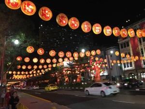 New Year Celebration In Singapore