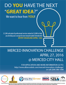 Merced Innovation Challenge